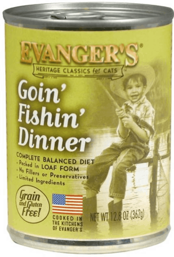 Evangers Goin Fishin