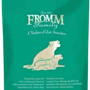 Fromm Large breed adult front of bag