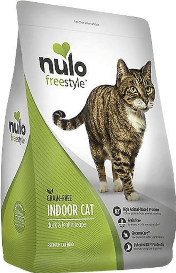 Nulo Indoor Cat Duck & Lentils