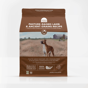 Open Farm Lamb & Ancient Grains Front of Bag