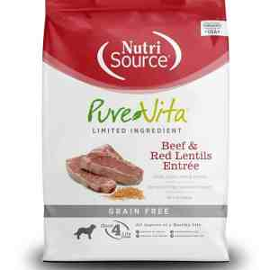 PureVita Beef & Red Lentils
