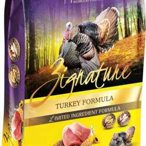 Zignature Turkey Front of Bag