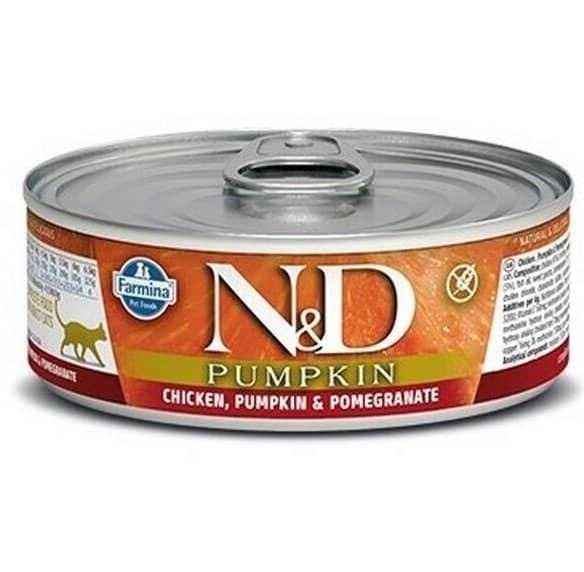 Farmina ND Chicken Pumpkin Pomegranate Cat Canned