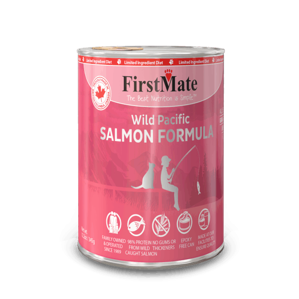 Firstmate Salmon canned 12.2oz