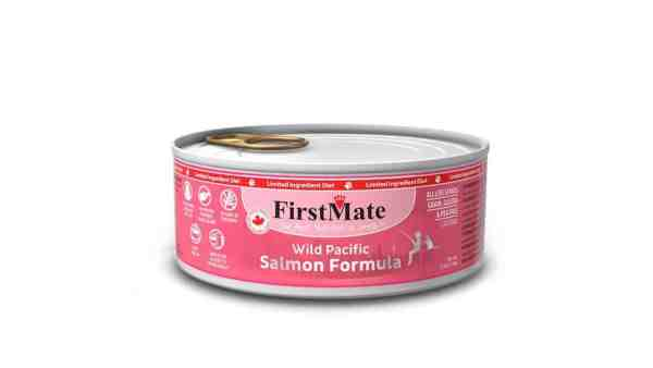 Firstmate Salmon 5.5 canned
