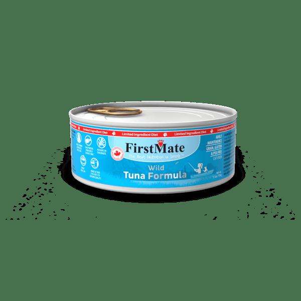 Firstmate Tuna canned food