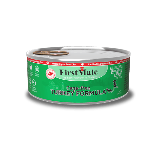 Firstmate turkey 5.5 oz canned
