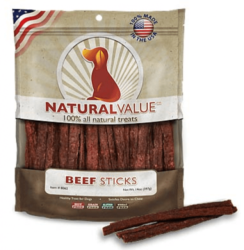 Loving Pets Beef Sticks