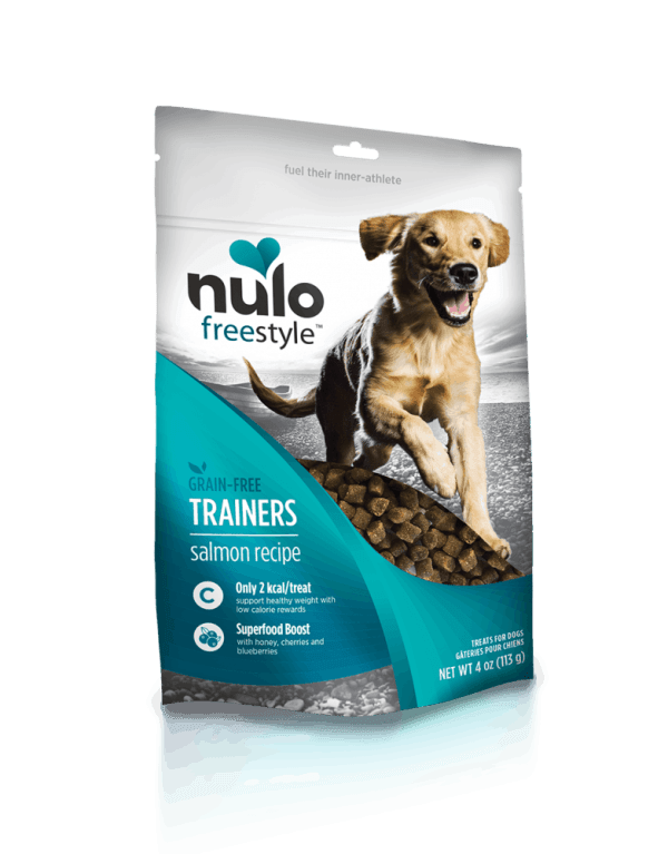 Nulo Salmon Pocket Trainers