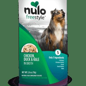 Nulo chicken duck kale 2.8oz wet dog food