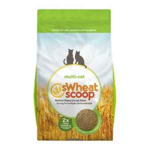 Swheat scoop multicat litter