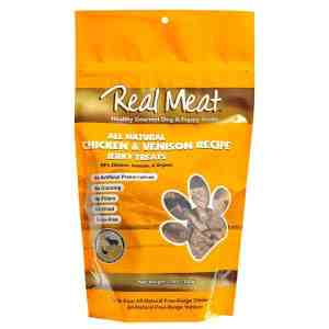 TRMC Chicken Venison treats