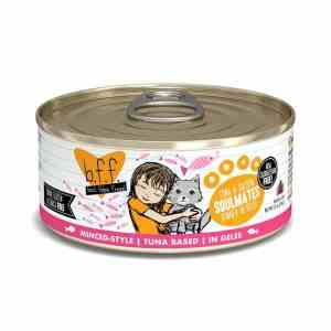 Weruva BFF Tuna and Salmon Soulmates canned cat food 5.5oz