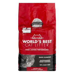 World's best multi cat litter
