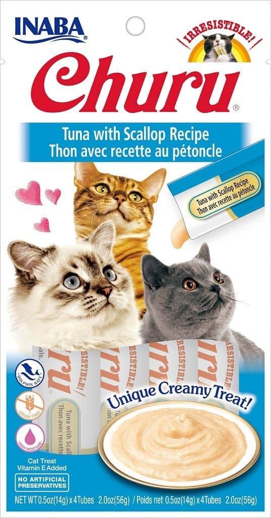 Churu Tuna Scallop Treats