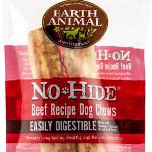 "Earth Animal No Hide Beef 2 pack 7"""