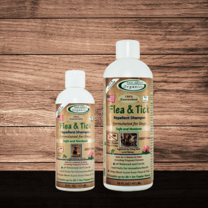 Mad About Organics Flea and Tick Shampoo
