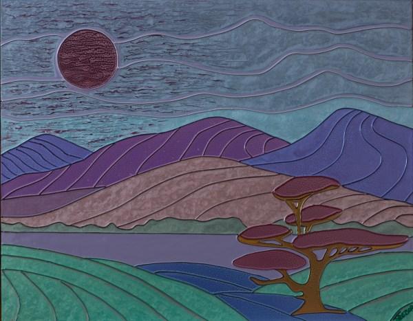 Colorist Study #3 - Colorist Art - Algonquin Collection 3-1-2 #7