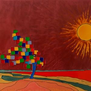 Follow the Sun - Colorist Art - Nipissing Collection 3-1-3 #4