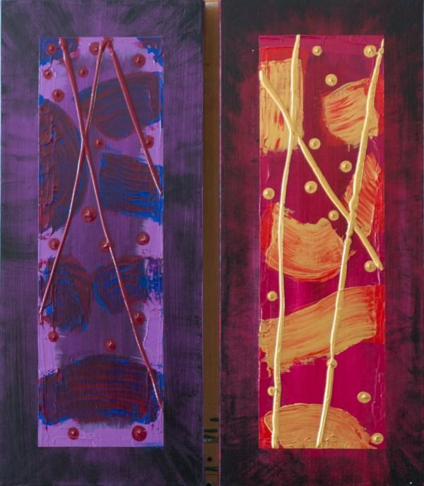 Kirk 1 - Abstract Art – Hurricane Season 2018 - 3-2-2 #7