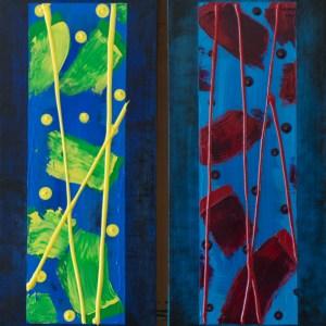 Kirk 2 - Abstract Art – Hurricane Season 2018 - 3-2-2 #8