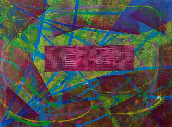 Melissa - Abstract Art – Hurricane Season 2019 - 3-2-1 #11