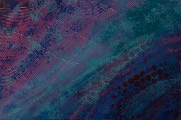 Nestor - Abstract Art – Hurricane Season 2019 - 3-2-1 #12