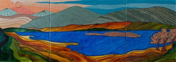 Sand Lake - Colorist Art - Gatineau Hills Collection 3-1-3 #2