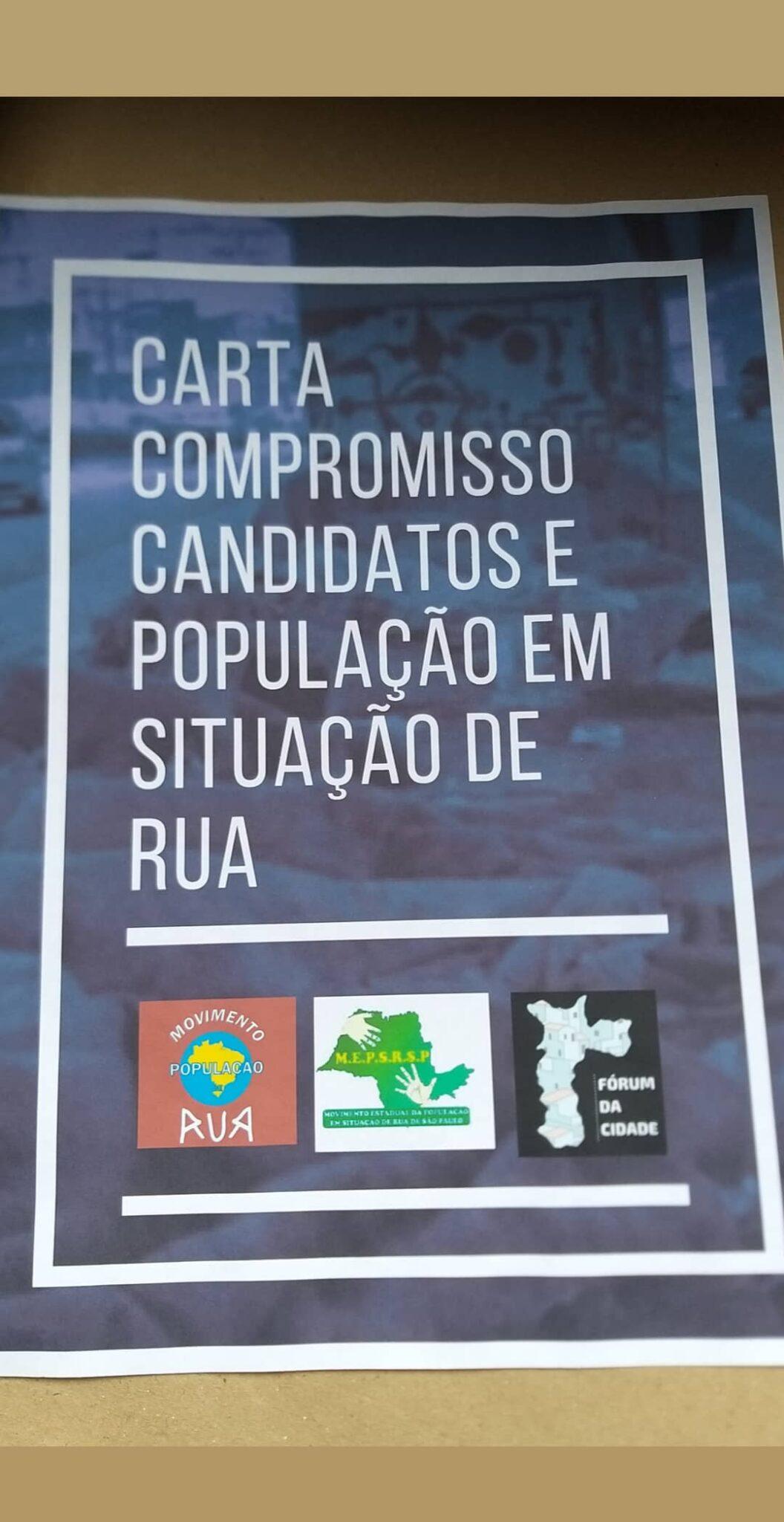 Foto Carta Compromisso