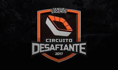 Circuito Desafiante de League of Legends - Vencido pela equipe T Show