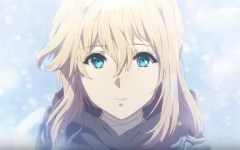 Violet Evergarden | Confira o teaser trailer do anime