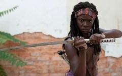 Guerra Infinita | Danai Gurira, a Michonne de The Walking Dead, integrará o elenco dos Vingadores