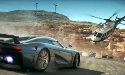 Novo capítulo da franquia Need for Speed recebe um novo trailer cheio de cenas de gameplay com muita ação em corridas frenéticas.