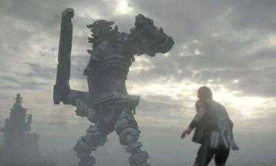 A Sony surpreende a todos os presentes na conferência PlayStation com um trailer incrível de um novo Shadow of the Colossus. Seria um remake?