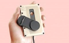 Elbow | Gadget possibilita tocar fitas K7 de maneira moderna e prática