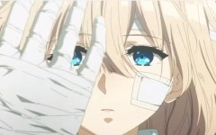 Violet Evergarden | Confira o novo teaser trailer do anime