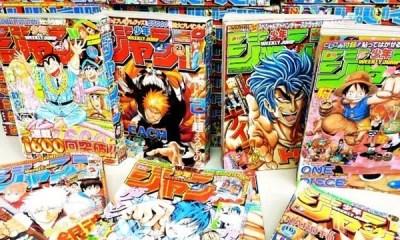 A Shueisha, em comemoração ao 50º aniversário da revista Shounen Jump, está lançando um item colecionável que deixará qualquer fã de mangá enlouquecido.