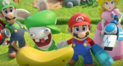 A Ubisoft liberou um novo trailer focado no personagem Rabbid Luigi para promover o game Mario + Rabbids: Kingdom Battle, que chega nesse mês de agosto.