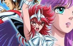 Cavaleiros do Zodíaco: Saintia Shô | Adaptação para anime tem primeira imagem revelada