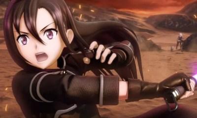 A publisher revelou o mais novo game da franquia, Sword Art Online: Fatal Bullet, que chegará com gráficos incríveis e muita ação. Confira o trailer!