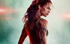 Lara Croft fica em perigo no primeiro teaser de Tomb Raider