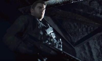 A Capcom acaba de liberar o que viria ser o trailer oficial de divulgação da DLC Not a Hero. O novo capítulo de Resident Evil 7 traz Chris Redfield.