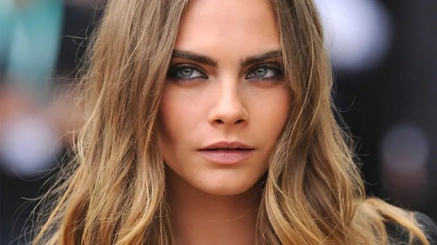 As quatro faces de Cara Delevingne