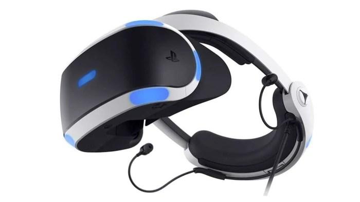 A Sony anunciou novo modelo de PlayStation VR