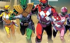 Edição de Power Rangers contará a história dos primeiros heróis na década de 60. Confira!
