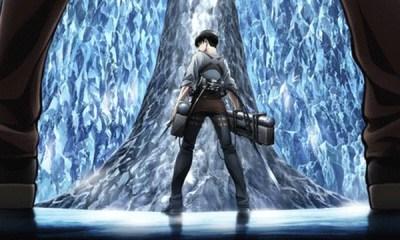 Imagem promocional da 3ª temporada de Attack on Titan