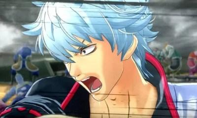 Trailer do game Gintama Rumble