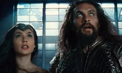 Trailer de Liga da Justiça mostra Superman