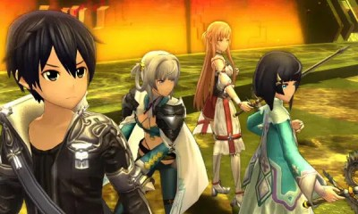 Sword Art Online: Hollow Realization chega ao PC