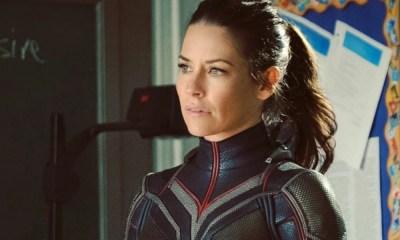 Evangeline Lilly encerra as filmagens de Homem-Formiga e Vespa